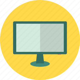 lcd, monitor, plasma, screen, technology, television, tv icon