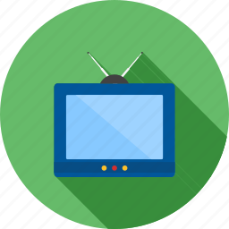 display, media, screen, set, television, tv, video icon