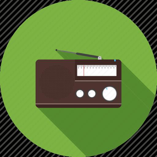 audio, entertainment, music, radio, sound, stereo, volume icon