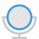 beauty, cosmetic, household, makeup, mirror icon