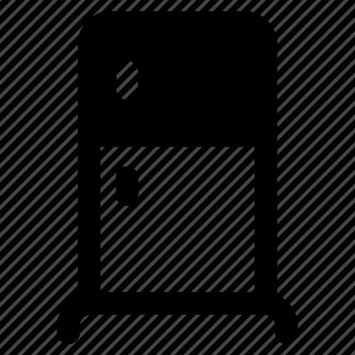 Housekeeping, fridge, refrigerator, freezer, appliance, kitchen icon - Download on Iconfinder