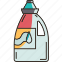 detergent, cleaning, washing, chemical, bottle
