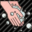 hand, wash, sanitary, clean, hygiene