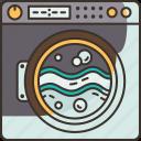 washing, laundry, machine, appliance, domestic