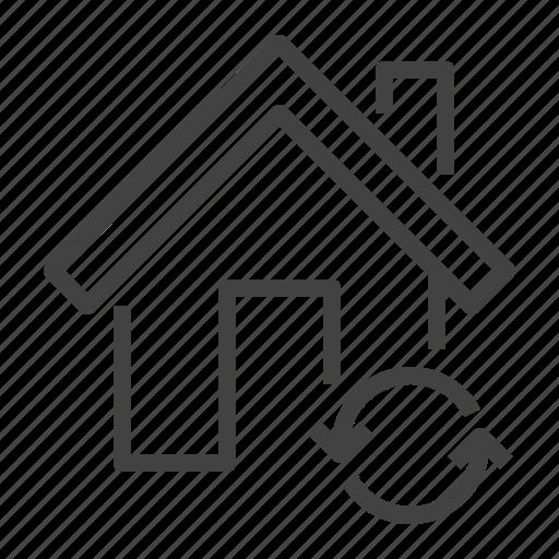 construction, home, house, renovation icon