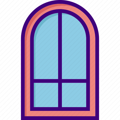 architecture, building, door, house, interior, office, window icon