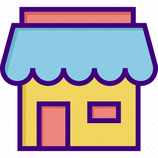 bakery, building, ecommerce, home, house, shop, store icon