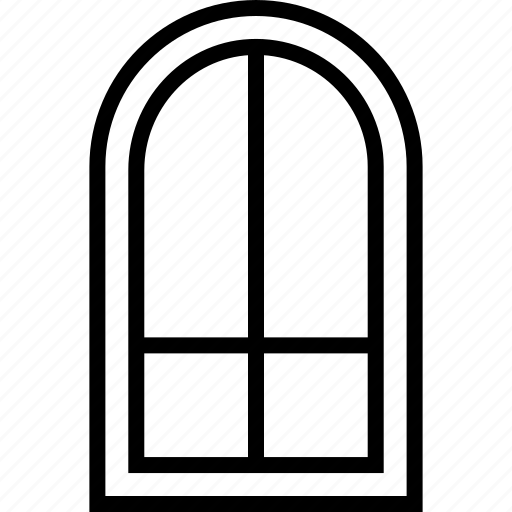 architecture, building, door, home, house, office, window icon