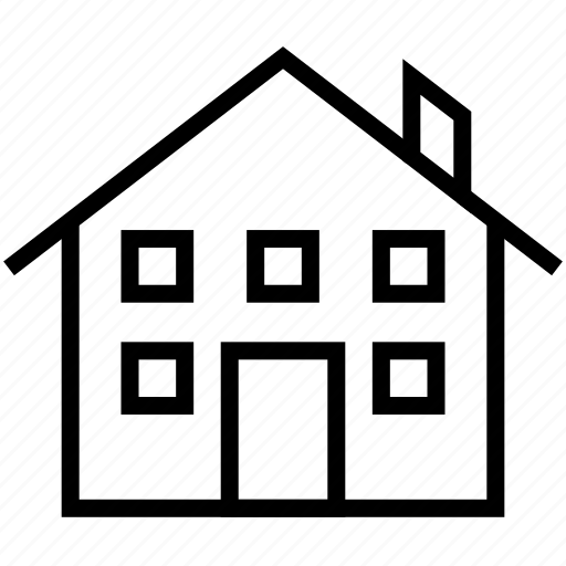 apartment, architecture, building, business, home, house, property icon