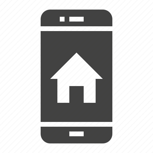 app, estate, home, house, real icon