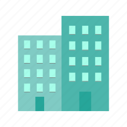 apartment, apartments, architecture, building, home, new, residential icon