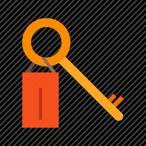 business, estate, house, key, keys, property icon