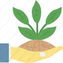 business growth, career growth, personal growth, professional betterment icon
