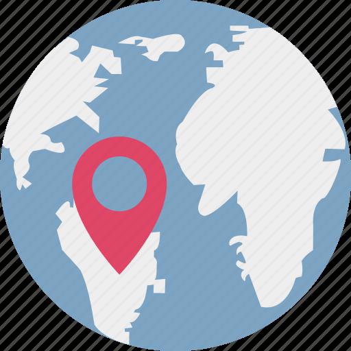 global address, global location, international location, location pin icon
