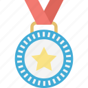 achievement, award, medal, reward icon