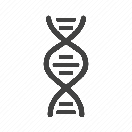 biology, cell, dna, gene, life, medicine, science icon