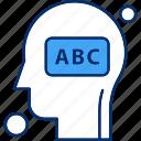 abc, brain, human