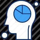 brain, chart, human