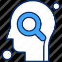 brain, human, search