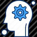 brain, human, setting