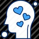 brain, heart, human