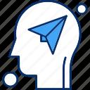 brain, human, send