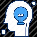brain, bulb, human