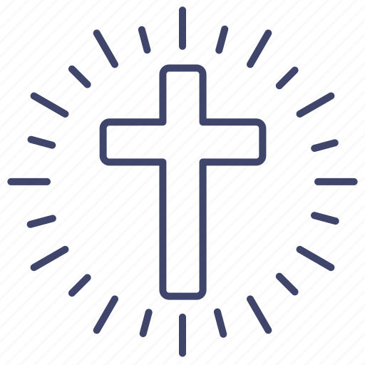 Cross, religion, christian, holy icon - Download on Iconfinder