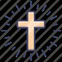 cross, religion, christian, holy