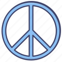peace, sign, hippie, freedom