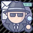 spy, agent, detective, secret