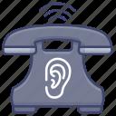 wiretapping, device, surveillance, phone
