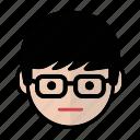 dizzy, emoji, human face, man2 icon