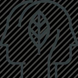 harmony, relationship icon