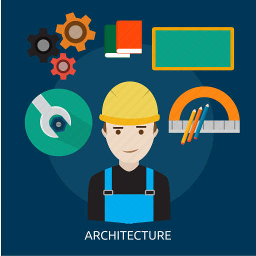 architecture, construction, design, drawing, house, sketch, structure icon