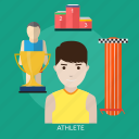 activity, atlet, character, energy, exercise, lifestyle, sportive icon