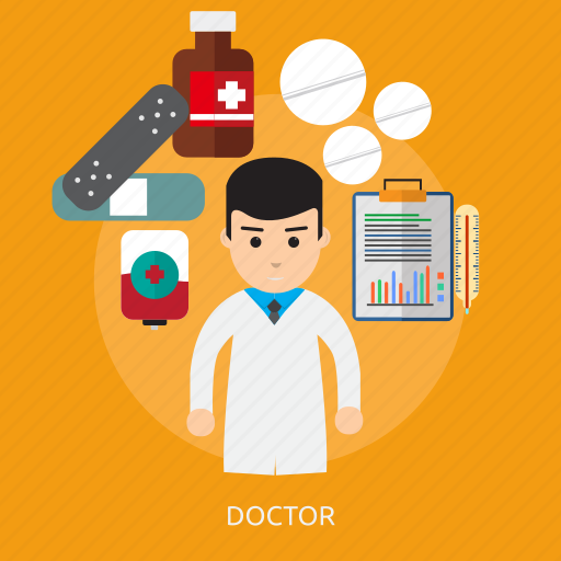 doctor, health, job, medical, person, profession, professional icon