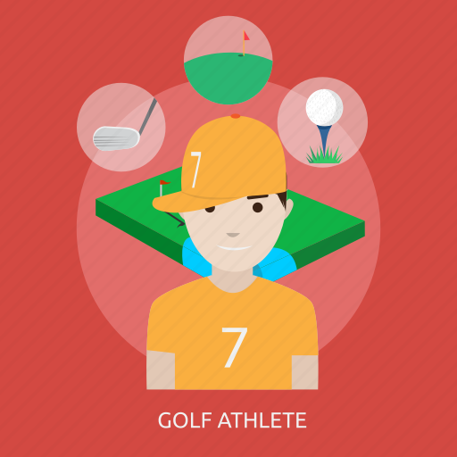 activity, atlet, golf, golf atlet, lifestyle, outdoors, playing icon