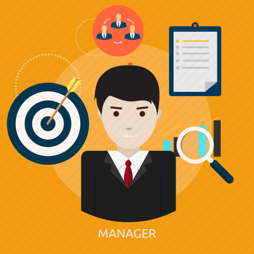 business, management, manager, organization, project, work icon