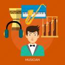 acoustic, band, concert, entertainment, musician