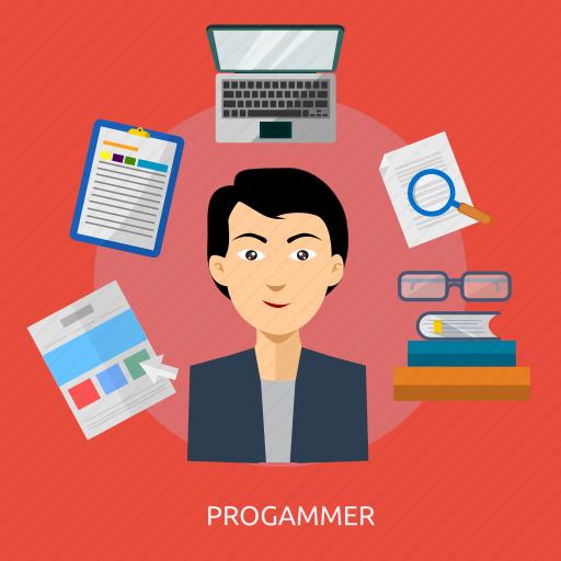development, internet, programmer, programming, technology, web icon