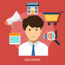 business, people, professional, salesman, worker