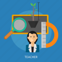 classroom, education, lesson, school, teacher, teaching icon
