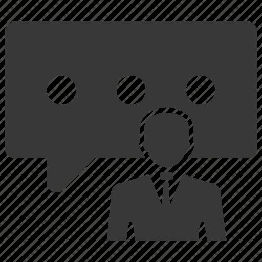 customer service, customer support, information icon