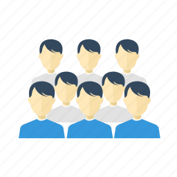 communication, diagram, family, group, human, people, stand icon