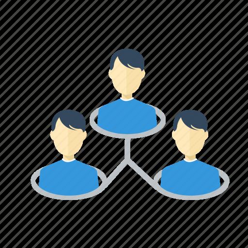 communication, group, human, organization, people, staff, user icon
