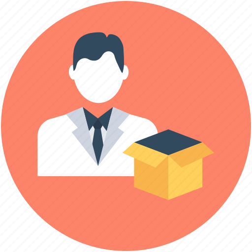 box, cargo, fragile manager, manager, ship manager icon