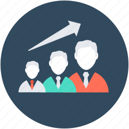 advancement, career, job promotion, progress, promotion icon