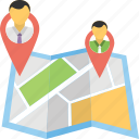 business bay, business location map, business mapping, business maps, business meetings location icon