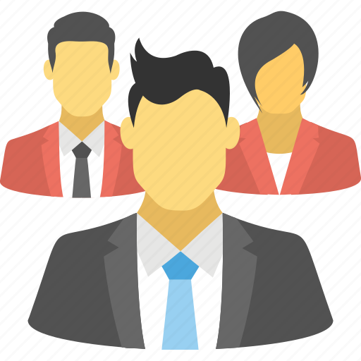 Business group, business partners, business people, company, employees icon - Download on Iconfinder
